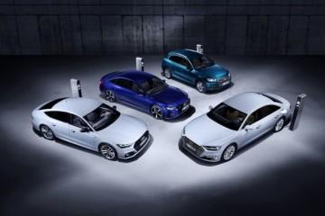 2020款奥迪A8和Q5插电混动车型价格发布