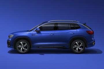 搭载1.4T插混体系首款插电混动SUV探岳GTE行将到来