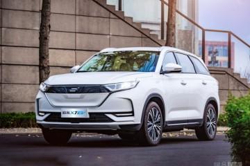 科尚EV26日上市欧尚X7EV将同步预售