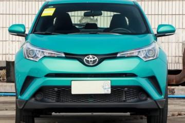 SUV商场再起波澜丰田全新SUV上市配2.0L加CVT