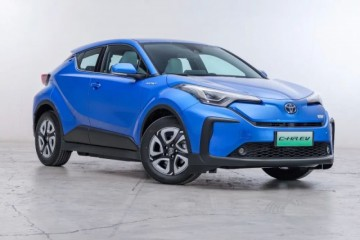 丰田首款量产纯电动SUV上市CHREV有何独到之处