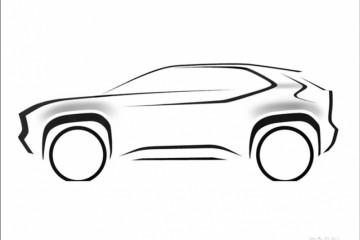 有混动还玩跨界丰田全新SUV将今天发布